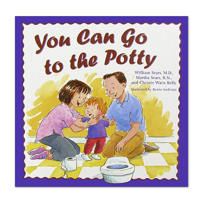 You Can Go To The Potty book